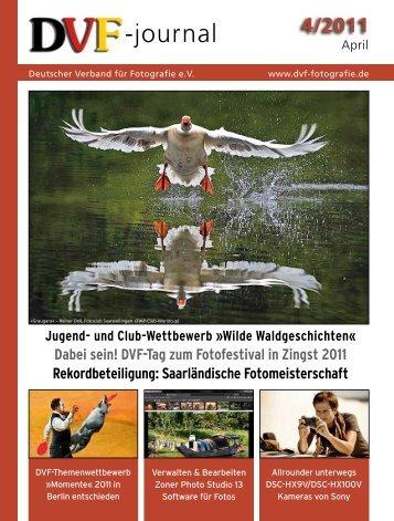 Dabei sein! DVF-Tag zum Fotofestival in Zingst 2011 ...