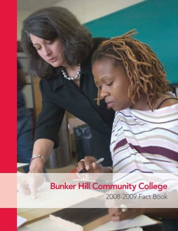 Fall 2004 – Spring 2009 - Bunker Hill Community College