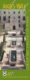 Angels Walk Bunker Hill Guidebook - Angels Walk LA