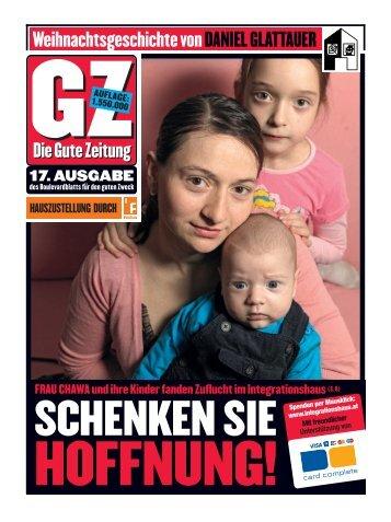 GZ Die Gute Zeitung - Integrationshaus