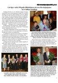 2008. DECEMBRIS Nr. 9 (618) Losandželosas latviešu ... - Calbs.com - Page 5