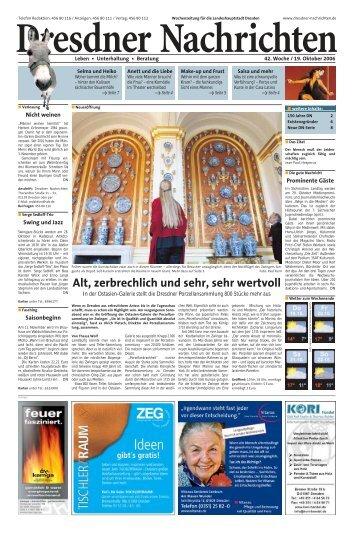 Dresdner Ratgeber - Dresdner Akzente