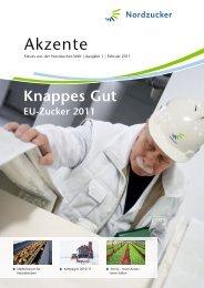 Knappes Gut EU-Zucker 2011 - Nordzucker AG