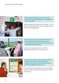 Erste Hilfe, Flucht- und Rettungswege - Seite 6