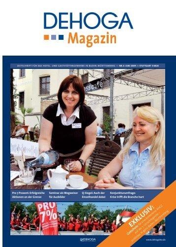 zeitschrift für das hotel- und gaststättengewerbe in baden - Gasthof ...