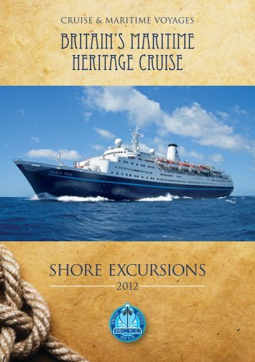 Britain's Maritime Heritage - Cruise & Maritime Voyages