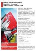 Schweiz. Maschinen Import AG - Schweizerische Maschinen Import ... - Seite 4