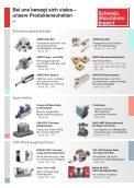 Schweiz. Maschinen Import AG - Schweizerische Maschinen Import ... - Seite 5