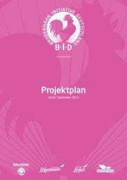 Projektplan Stand September 2012 PDF, 387 KB - Bruderhahn ...