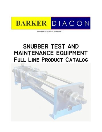 Download our full line catalog here - Diacon Corp