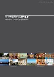 veranstaltungskalender 2012 - privathotels sylt