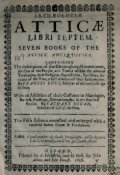 seven books of the Attick antiquities - Page 7