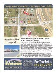 Otsego Market Place Retail & Office Space - City of Otsego, Minnesota