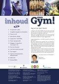 Sportac Deinze Acro- en tumblingclub van het jaar - GymFed - Page 3
