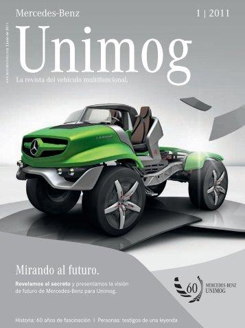Hitos históricos - Mercedes-Benz