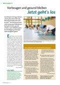 Sicherheit zuerSt - Die Landwirtschaftliche Sozialversicherung - Page 6