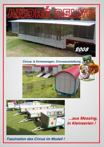 DELVO Katalog 2008 - auf Modellkirmesplatz.de