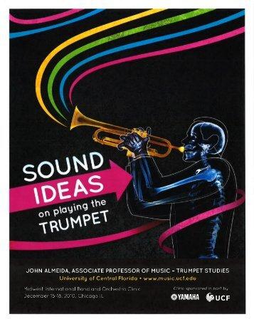 "John Almeida: ""Sound Ideas On Playing The Trumpet - University of ..."