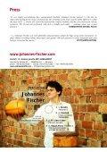 Johannes Fischer Johannes Fischer - Andreas Janotta Arts ... - Page 2