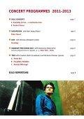 Johannes Fischer Johannes Fischer - Andreas Janotta Arts ... - Page 6