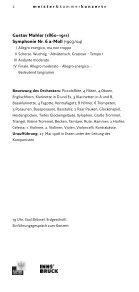 stuttgarter philharmoniker - Meister & Kammerkonzerte - Seite 2