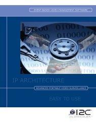 I2C Video Management Software Brochure - Winncom Technologies