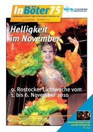 InBöter 75 - Stadtwerke Rostock AG