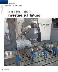 In controtendenza, investire sul futuro - Zayer