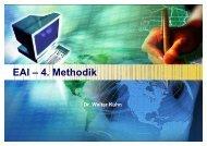 EAI im CRM - 4. Methodik.pdf - walter-kuhn.de