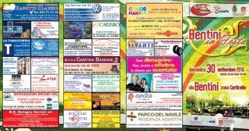 Programma - eventi bologna