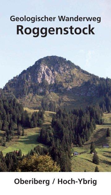 Geologischer Wanderweg Roggenstock