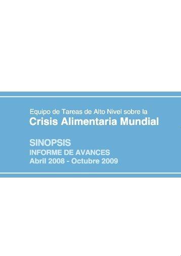 Crisis Alimentaria Mundial Crisis A Alimenta aria Munndial