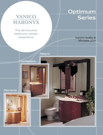 Optimum Series - Vanico Maronyx