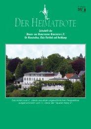 Zeitschrift des für Nienstedten, Klein Flottbek und ... - Soeth-Verlag