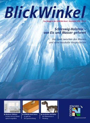 Schleswig-Holstein – von Eis und Wasser geformt - GEWOBA Nord