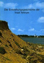 Die Entstehungsgeschichte der Insel Amrum