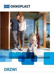 OKNOPLAST - katalog 2012