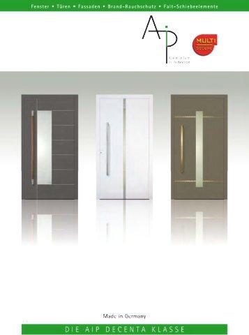 Katalog modern - Fenster und Türen im Ruhrgebiet