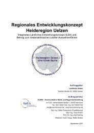 Regionales Entwicklungskonzept Heideregion Uelzen (pdf 2,15 MB