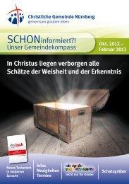 Februar 2013 - Christliche Gemeinde Nürnberg
