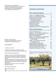 Inhaltsverzeichnis - Cornelsen Verlag