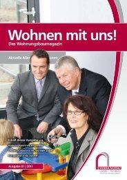 Wohnen mit uns! - Wohnungsbau GmbH Worms
