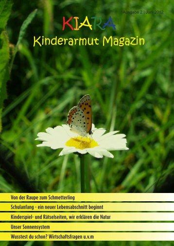 Kinderarmut Magazin - Armut der Kinder