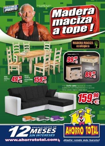 5101 Sofá cama Tapizado en chenilles