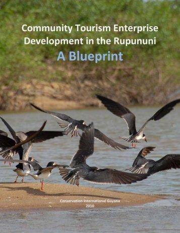 Community Tourism Enterprise Development in the Rupununi A ...