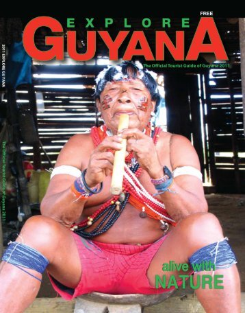 like milk – can truly be called - Guyana Tourism Authority