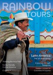 Download Brochure - Rainbow Tours
