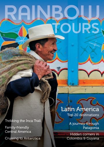Download Brochure - Rainbow Tours