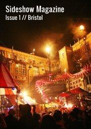 Download a free sample (PDF - 6.56MB) - Sideshow Circus Magazine