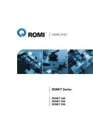 tool room - Romi